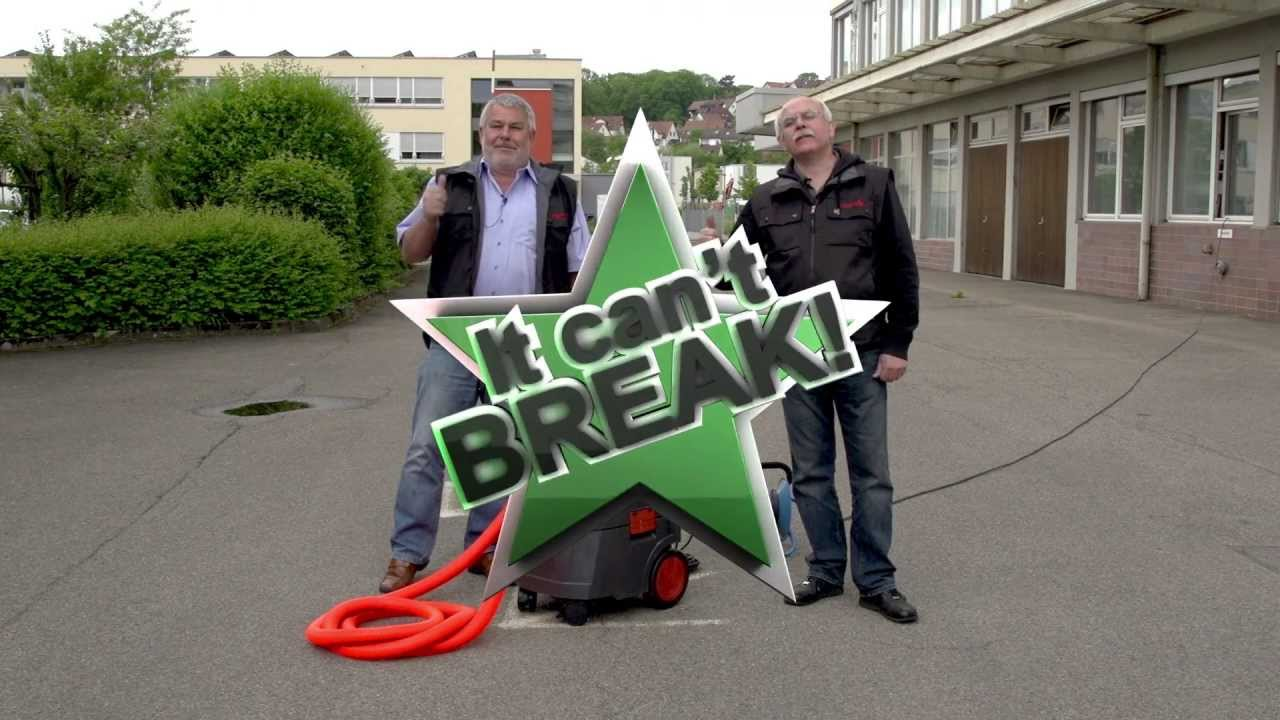 Can It Break? Der Schrottplatz - Starmix