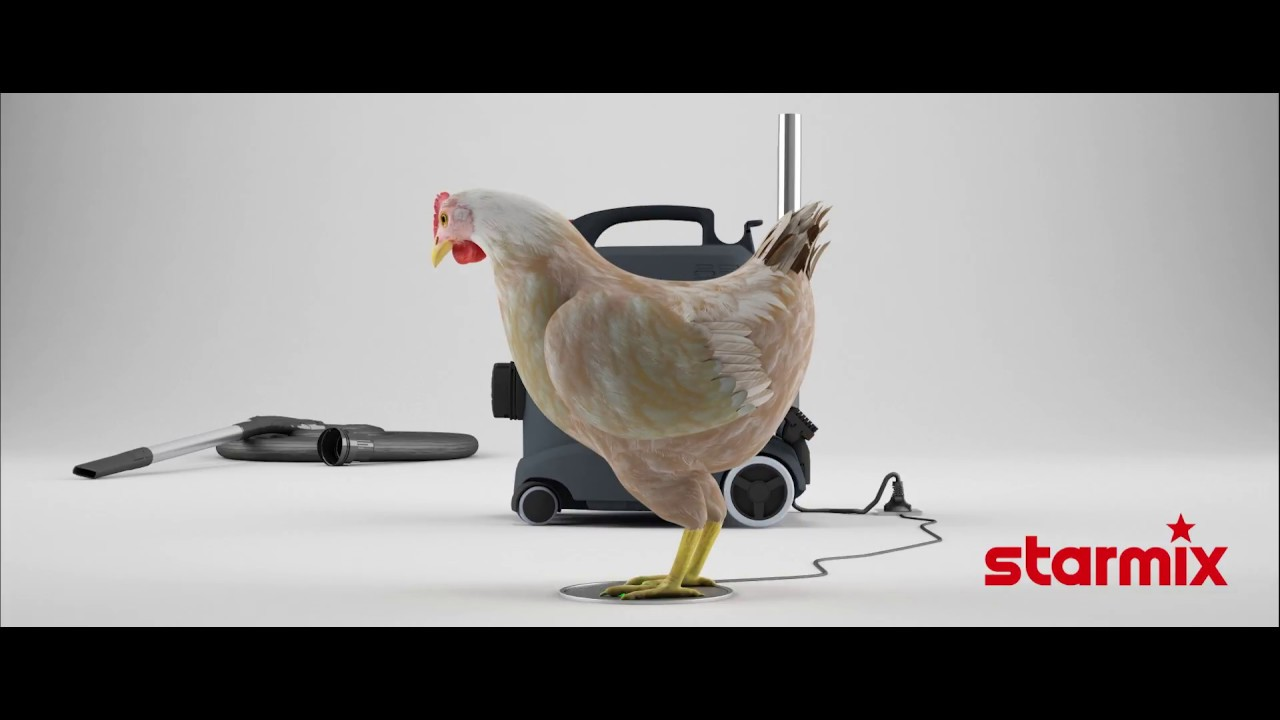 Starmix TS 714 RTS - The new dry vacuum cleaner