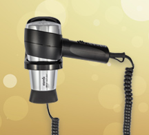Handheld hair dryers