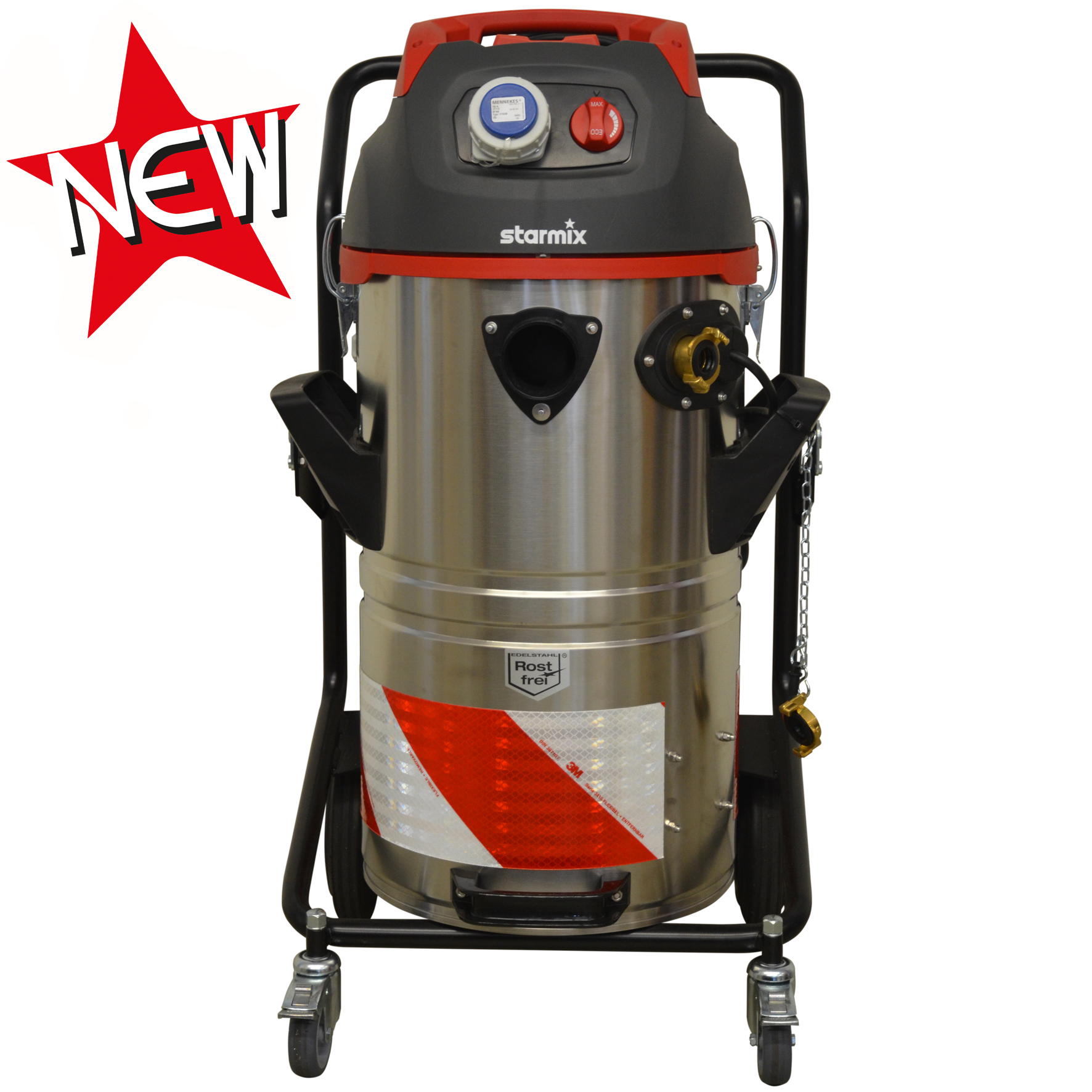 Water extractor uClean PA-1455 KFG - wet vacuum by starmix