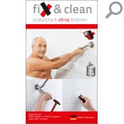 Klebelösung Fix & Clean