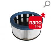 Nano layered folded filter cartridge FPN 3600 NANO