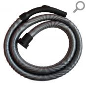 Suction hose 32-320 with bent handle tube and secondary air slide
