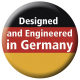 Designed and Engineered in Germany