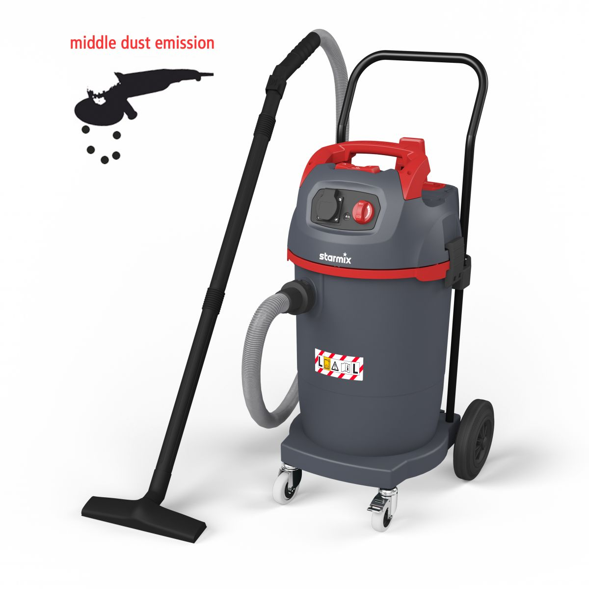 Electric power tool vacuum cleaner uClean ADL-1445 EHP