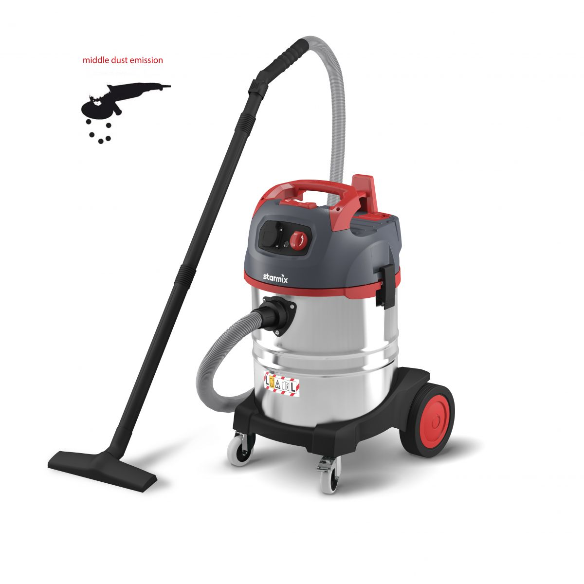 Electric power tool vaccum cleaner uClean ARDL-1435 EHP